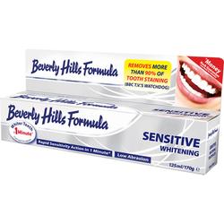Beverly Hills Formula自然白牙膏银装