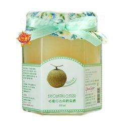 棉花糖哈密瓜去角质果酱