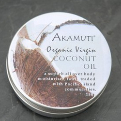 Akamuti有机椰油乳脂