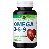 De TuinenOMEGA 3-6-9深海鱼油心血管保健