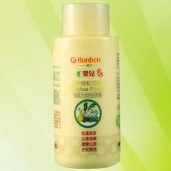 润本婴儿护肤松花粉