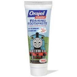 【其他】欧乐Orajel幼儿可吞咽牙膏果味