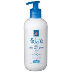 法贝儿婴儿2合1柔和洗发沐浴乳