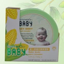 歆宝婴儿舒缓抗敏尿湿粉