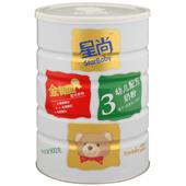 星尚金智星幼儿配方奶粉