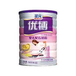 圣元优博婴儿配方奶粉1段