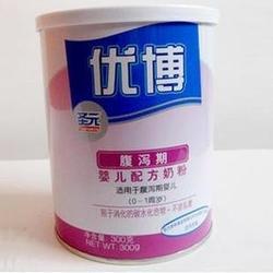 圣元优博腹泻期婴儿配方奶粉