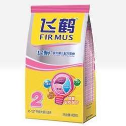飞鹤飞悦较大婴儿配方奶粉2段