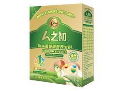 人之初DHA蛋黄羹营养米粉