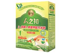 人之初B-胡萝卜素营养配方米粉
