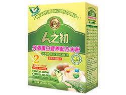 人之初乳清蛋白营养配方米粉