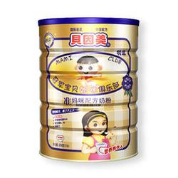 贝因美准妈咪配方奶粉