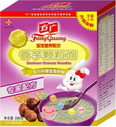 方广香芋颗粒面