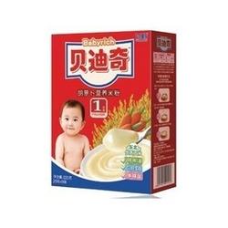 飞鹤贝迪奇1段胡萝卜营养米粉