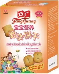 方广宝宝营养数字饼干