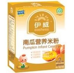 伊威南瓜营养米粉