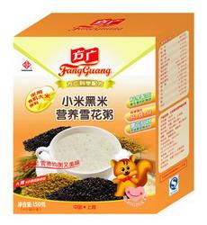 方广小米黑米营养雪花粥