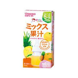 WAKODO速溶混合果汁