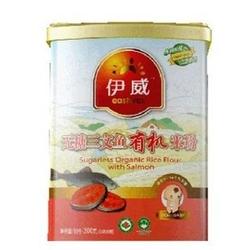 伊威无糖三文鱼有机米粉