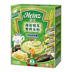 亨氏海苔银耳营养米粉