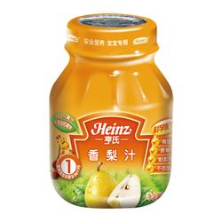 亨氏香梨汁