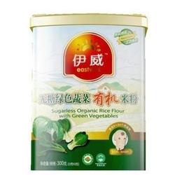 伊威无糖绿蔬有机米粉