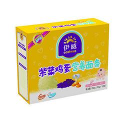 伊威紫菜鸡蛋面