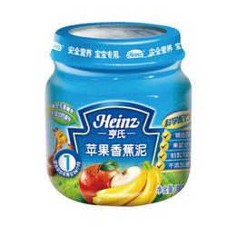 亨氏苹果香蕉泥