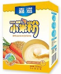 嘉滋DHA胡萝卜小米粉