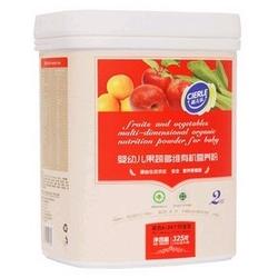 滋儿乐2段婴幼儿果蔬多维有机营养粉