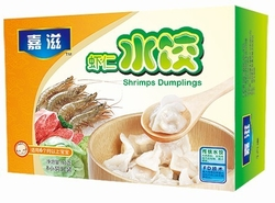 嘉滋虾仁水饺