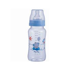 宝贝可爱弧型奶瓶