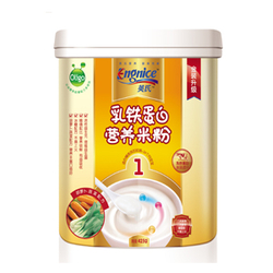 英氏乳铁蛋白营养米粉1段
