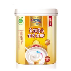英氏乳铁蛋白营养米粉(纯营养配方)