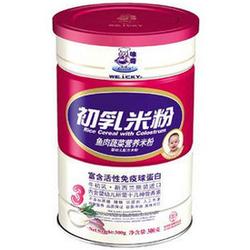 味奇鱼肉蔬菜初乳营养米粉