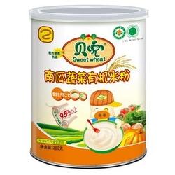 贝兜南瓜蔬菜有机米粉