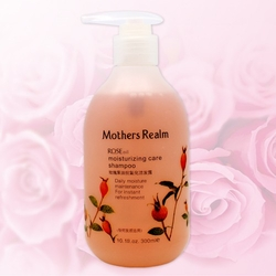 孕丽宝玫瑰果油抗氧化亮泽洁发露
