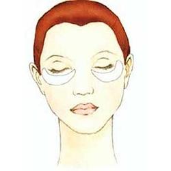 百年丽人美眸熏疗眼膜贴