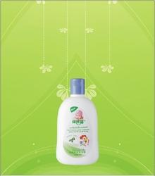 第六感橄榄洗发沐浴露2合1