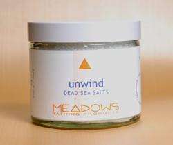 Meadows减压香薰死海盐