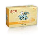 调皮宝柠檬保湿嫩肤香皂
