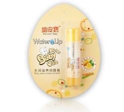 调皮宝水润滋养润唇膏柠檬香味