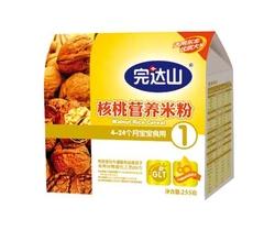 完达山核桃配方营养米粉