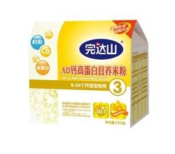 完达山AD钙高蛋白营养米粉