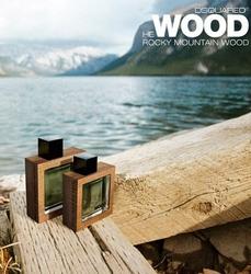 D二次方HE WOOD Rocky Montain Wood落基山脉香水