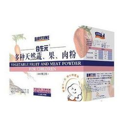 合生元多种天然蔬果肉粉