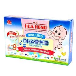华亨婴幼儿配方DHA营养面