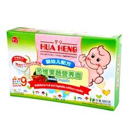 华亨婴幼儿配方多维果蔬营养面