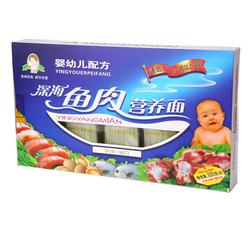 唐贵妃婴幼儿配方深海鱼肉营养面