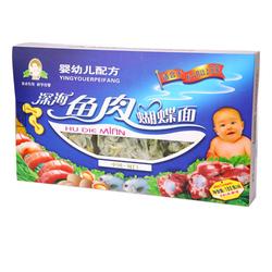 唐贵妃婴幼儿配方深海鱼肉蝴蝶面